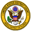 Emblem of United States Middle District of Florida